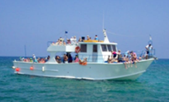 Charter A Motor Yacht In Paralimni, Cyprus