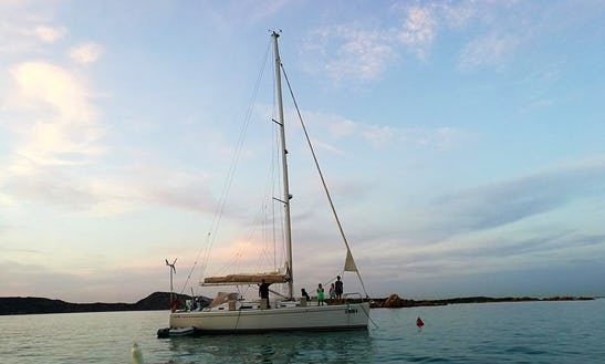 Charter A Cruising Monohull In Sardegna, Italy
