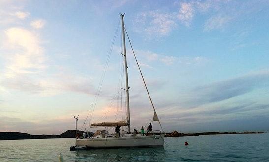 Charter A Cruising Monohull In Sardegna, Italy