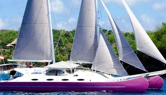 Luxury Bali Catamaran - Aneecha