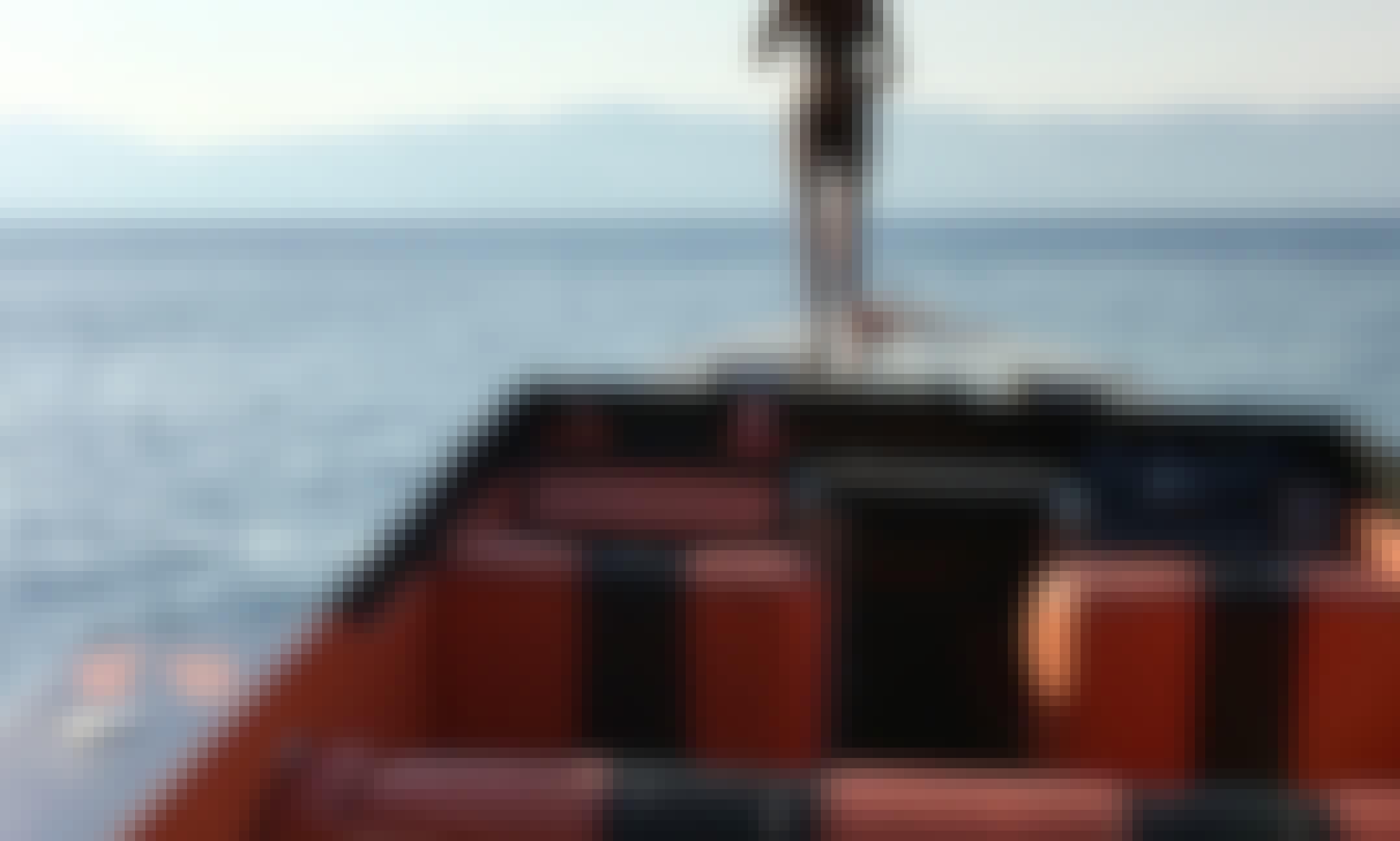 Luxury speed boat in Split.500€ +gas per day