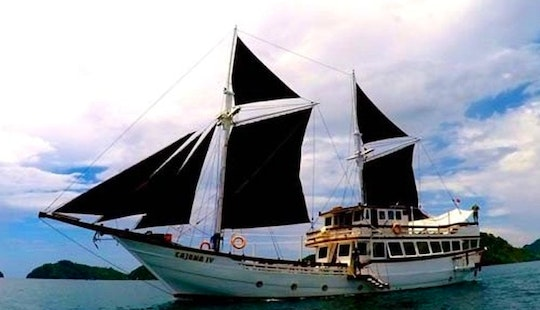 Cajoma Iv Charter In Pulo Gadung