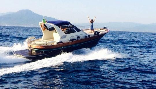 Classic Yacht Rental In Piano Di Sorrento,napoli Campania, Italy