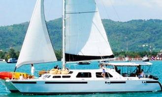 58' Kelsall Sailing Catamaran