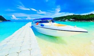 Phuket Marine Speedboat in Tambon Chalong