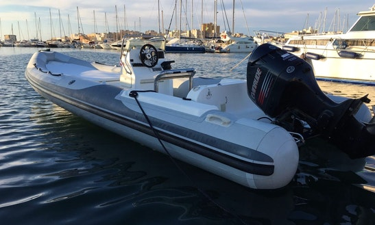 Rib Rental In Trapani