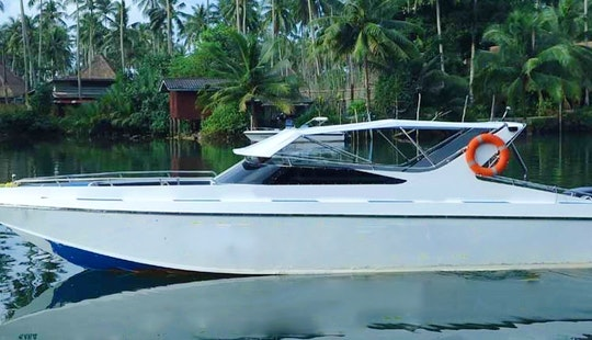 Charter Motor Yacht In Tambon Ko Kut, Thailand
