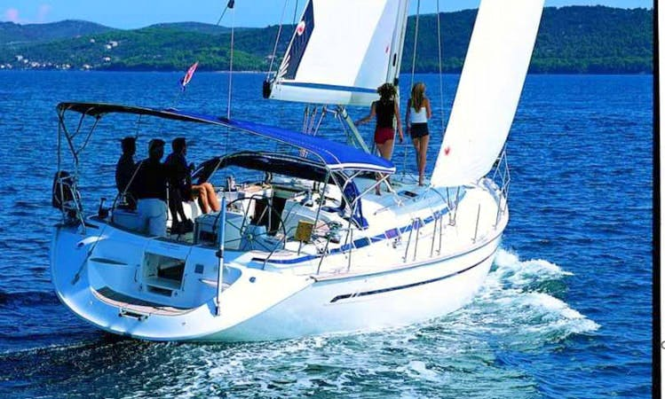 International sailing from Thailand to Malaysia via many Thai islands, beaches and diving/snorkeling spots.