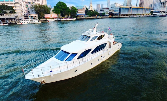 Motor Yacht Rental In Bangkok