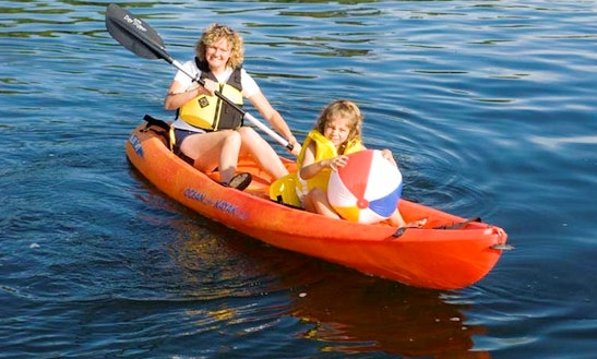 Kayak Rental In San Diego Starting At $20 An Hour