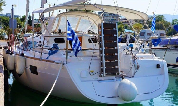 Charter Thalia, Elan Impression Yacht in Alimos