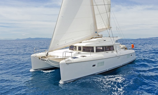 Lagoon 421(built 2015) In Alimos