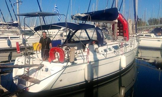 43' Beneteau Sun Odyssey Charter In Athens, Greece