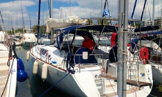 46' Beneteau Oceanis Yacht Charter Athens, Greece