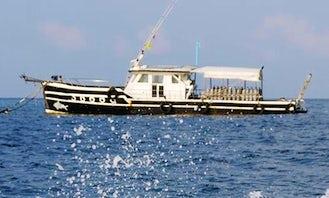 MV BIG BLUE (Trawler ) in phuket