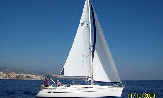 Charter A Cruising Monohull In Barcelona, Spain