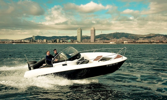 Our Captain Will Show You The Best Time In Barcelona, Spain On This Boat Rental