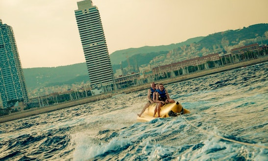 Enjoy Tubing In Barcelona, Spain