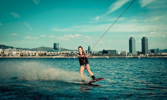 Enjoy Wakeboarding In Barcelona, Spain