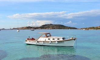 Charter a Motor Yacht in Palau, Italy