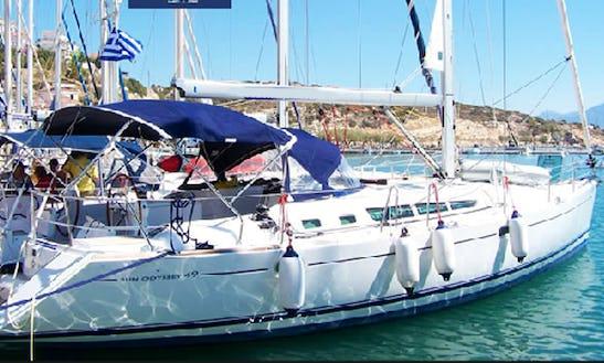 Charter 49' Cruising Monohull In Pithagorio, Greece