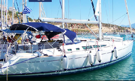 Charter 49' Cruising Monohull In Pithagorio, Greece