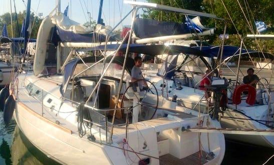 Athens, Greece Sailing Yacht Charter Beneteau Oceanis 37
