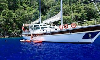 Gulet rental in CORFU for sailing luxury in the Greek Islands