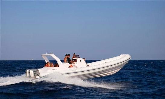 Charter Stingher 32 Rigid Inflatble Boat In Reggio Calabria, Italy