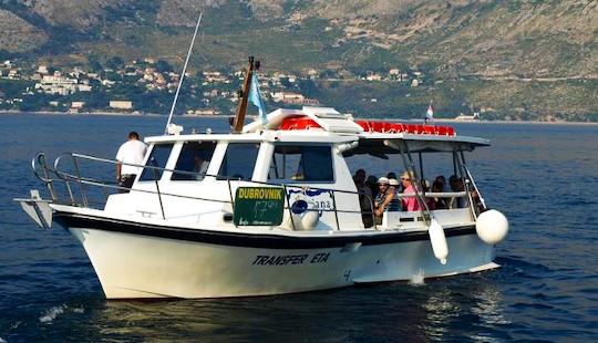 Charter 39' M/b Transfer Motor Yacht In Cavtat, Croatia