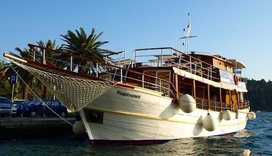 Charter 62' Kupinova Power Mega Yacht In Cavtat, Croatia