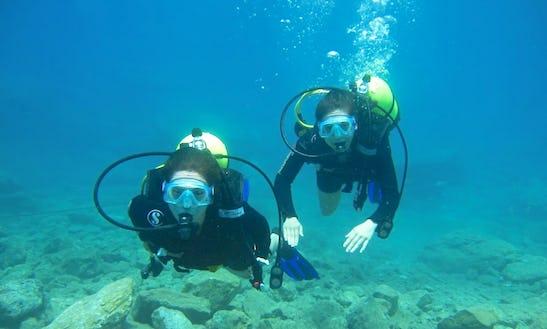 Enjoy Scuba Diving In Aydın, Turkey