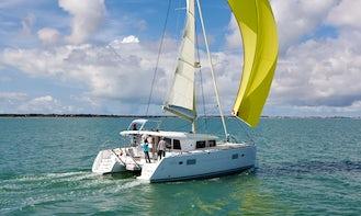 Private Day Trips in a Catamaran at the Algarve, Portugal