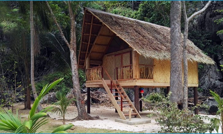 "Stay in the ""Hillside Chalet"" Villa in Coron, Palawan"