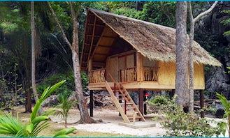 """Stay in the """"Hillside Chalet"""" Villa in Coron, Palawan"""