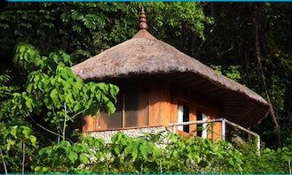 Hilltop Chalet Villa Rental in Coron, Palawan