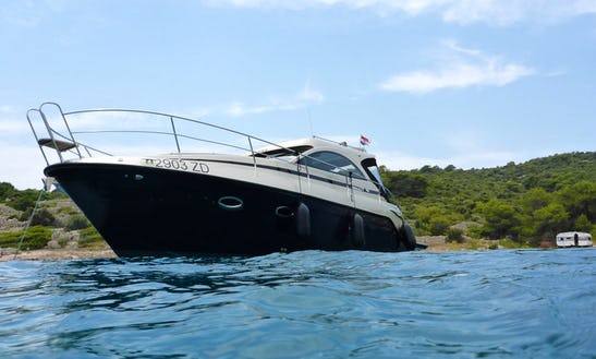 2016 Mirakul Motor Yacht Charter In Zadar, Croatia For Up To 8 Person