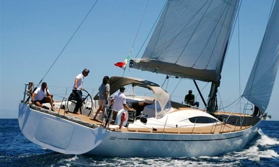 Daysailer Rental In Lipari (me)