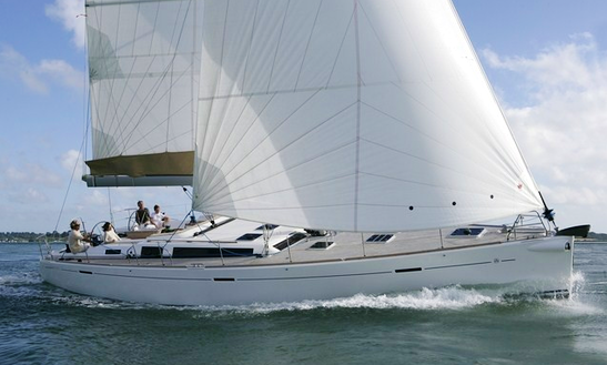 Cruising Monohull  Zammù For Charter In Sicily