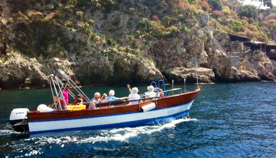 Deck Boat For Rent In Chianchitta-pallio