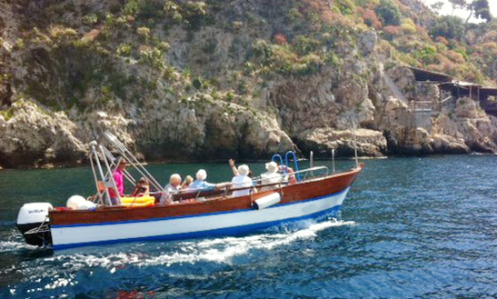 Deck Boat For Rent In Chianchitta-pallio