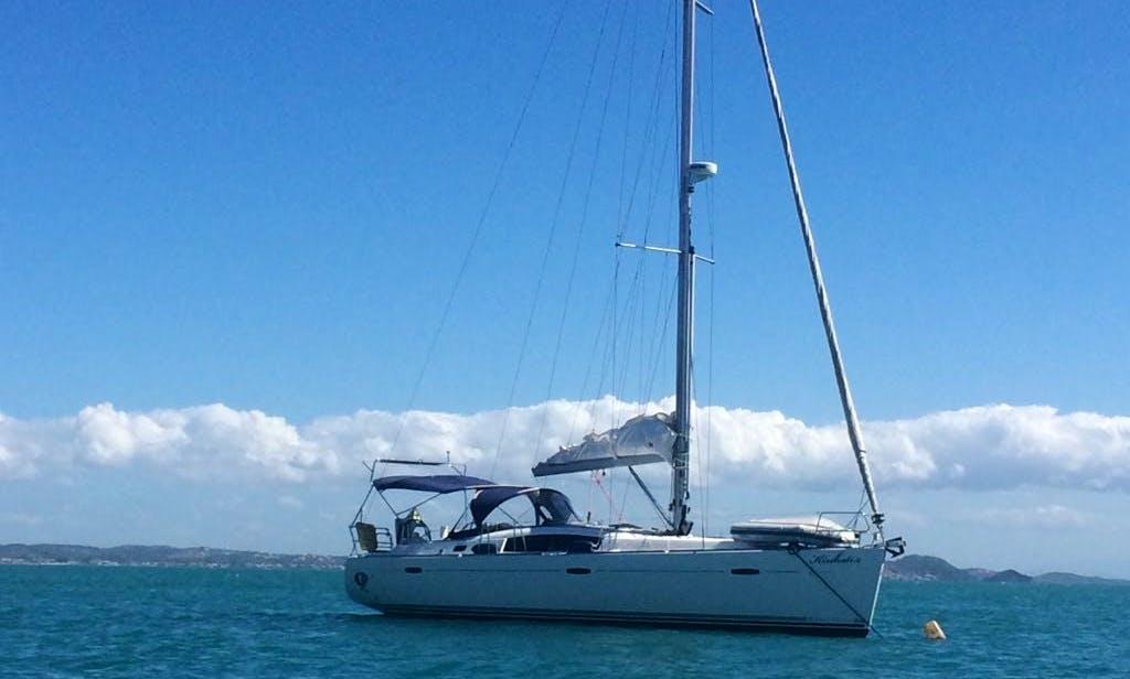 Beneteau Oceanis 42 Cruising Monohull in Bahia, Brazil