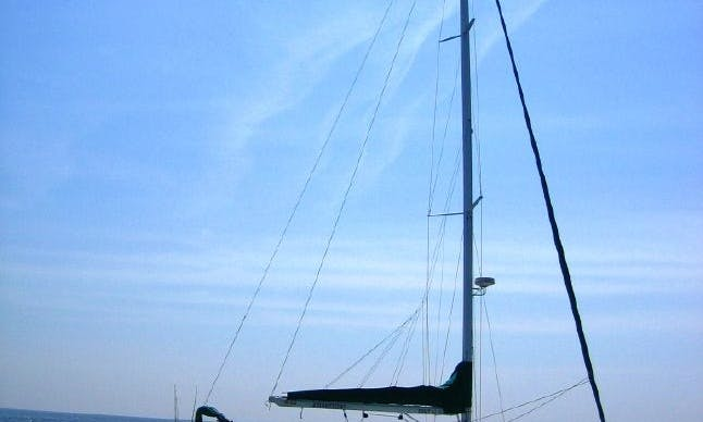 Yate velero Beneteau 53 rental in Chile