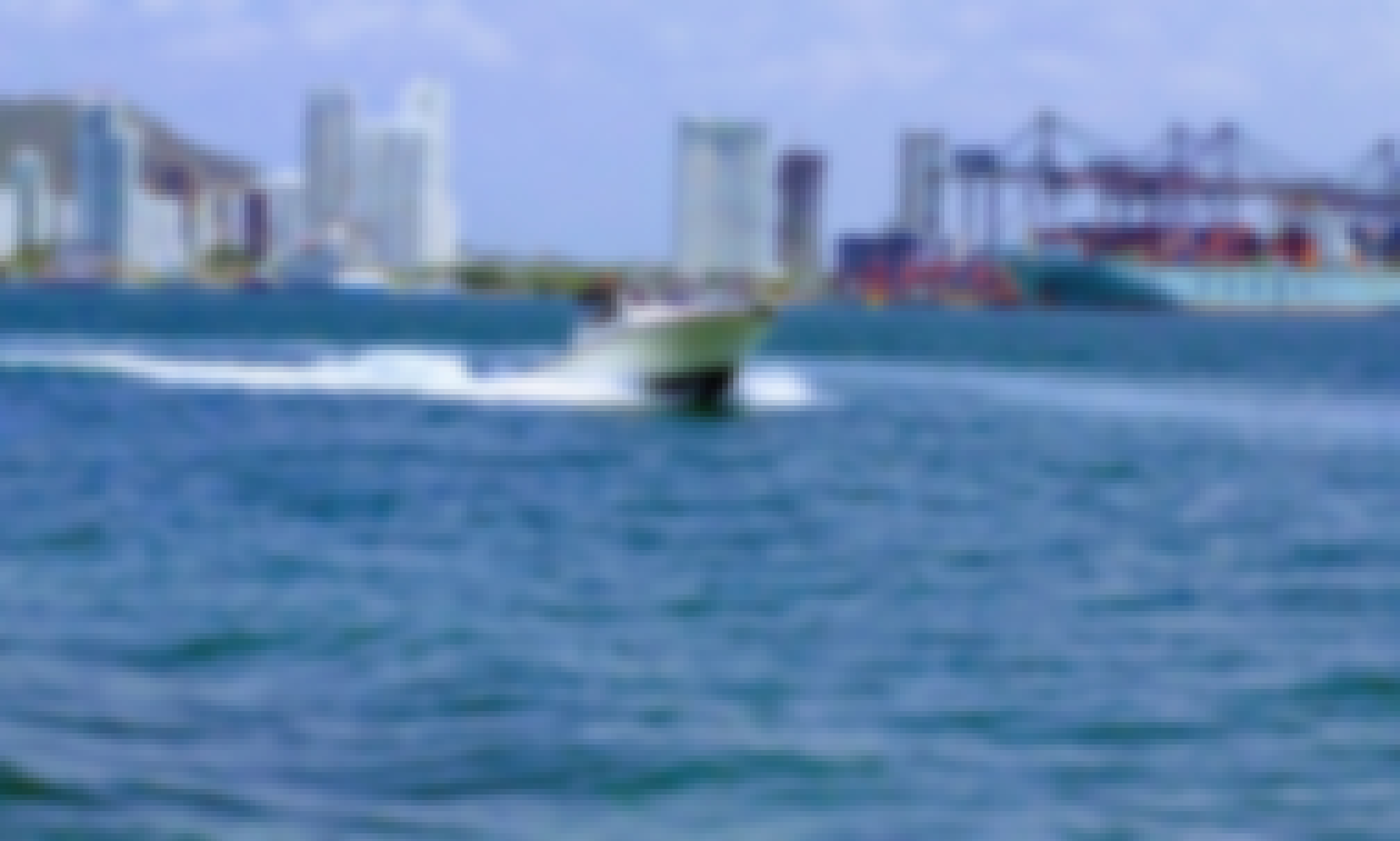 Motor Boat Charter in Cartagena, Colombia