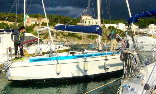 Sloop Rental In Castrignano Del Capo