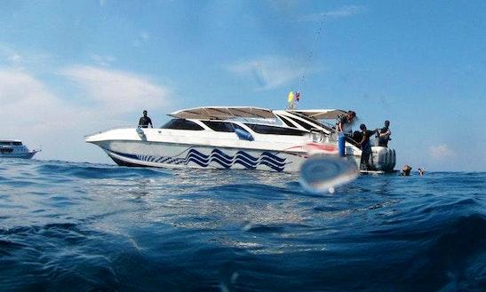 Speed Boat In Khao Lak