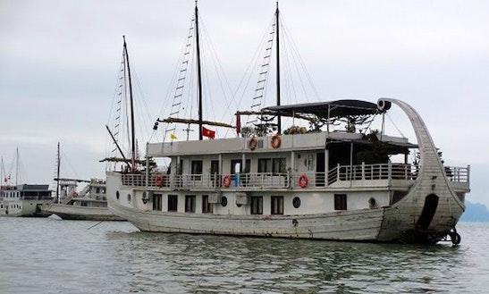 Poseidon Sail In Hanoi