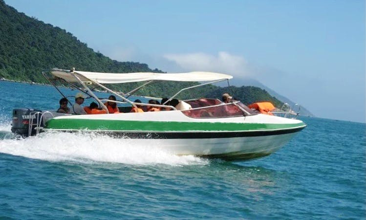 Boat Tour In Vietnam