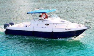 Book this exciting fishing charter in Dubai