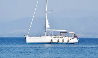 8 Person Sailing charter in Nea Lampsakos, Greece